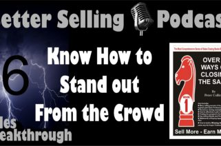 Know How to Stand Out From the Crowd