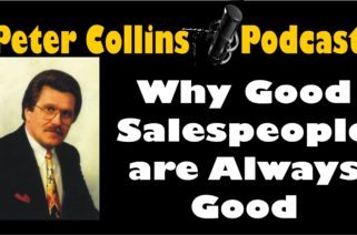 Why Good Salespeople are Always Good
