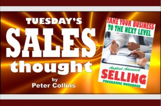 ACHIEVE MORE WHEN SELLING -