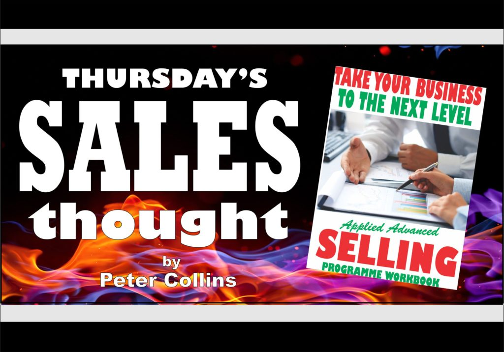 CLOSED QUESTIONS - Peter Collins, Profit Maker Sales
