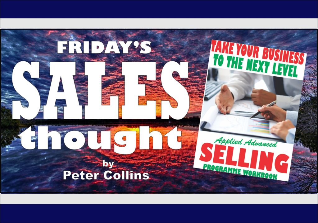 MAKING A FORTUNE IN SELLING - Peter Collins, Profit Maker Sales