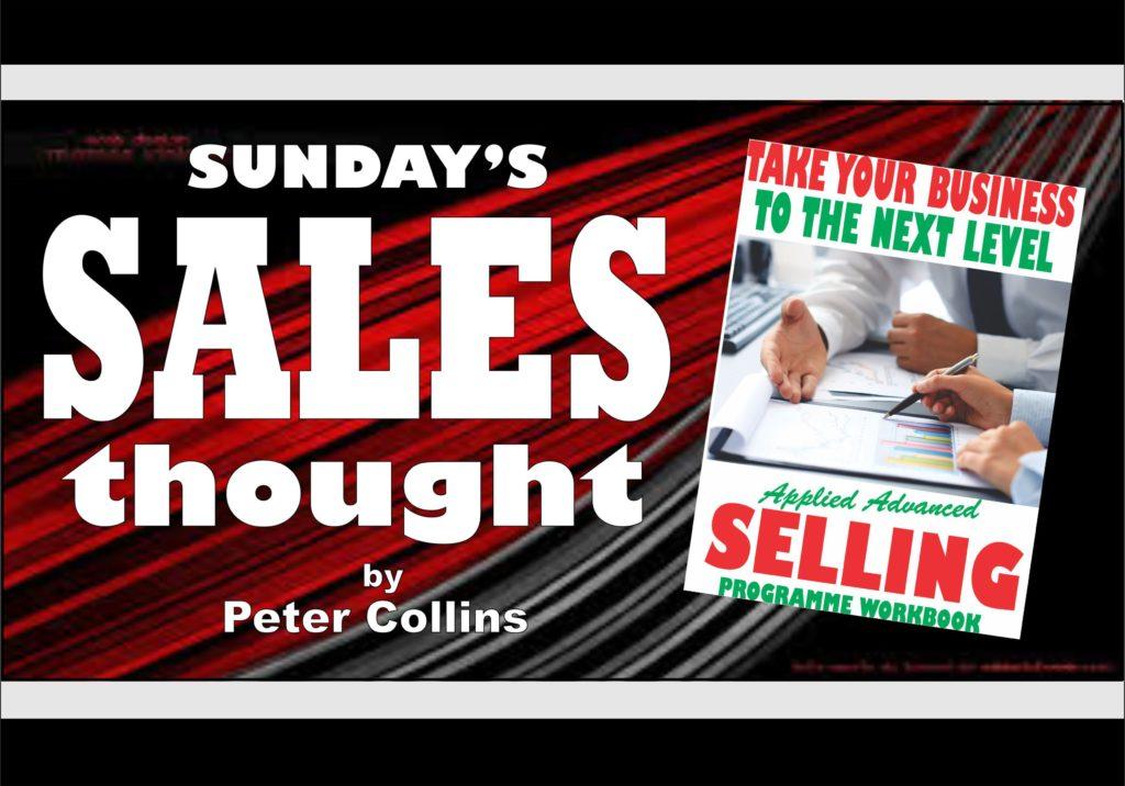 COLLECTIVE ACHIEVEMENT - Peter Collins, Profit Maker Sales