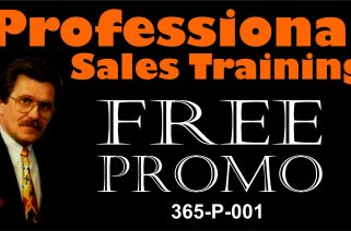 Sales Hints/Tips - 365 Days Free - Video Promo 07
