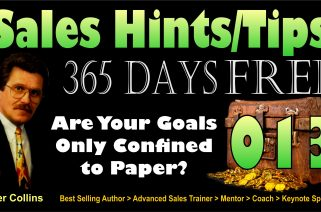 Are Your Goals Only Confined to Paper