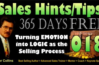 Turning Emotion Into Logic as the Selling Process
