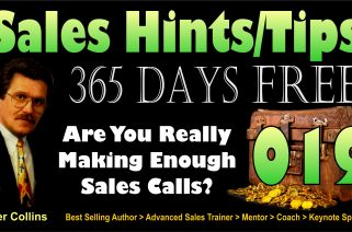 Are You Really Making Enough Sales Calls