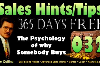 The Psychology of Why Somebody Buys