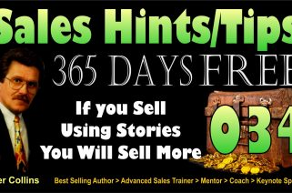 If You Sell Using Stories You Will Sell More