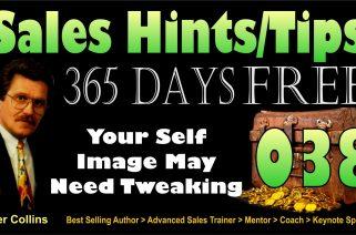 Your Self Image May Need Tweaking
