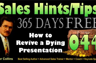 How to Revive a Dying Presentation