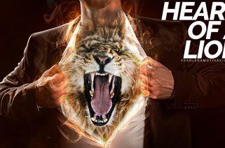 The Lion Attitude - Heart of a Lion - Motivational Video