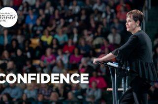 Confidence, Joyce Meyer, Enjoying Everyday Life