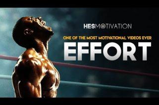 Effort - Motivational Video