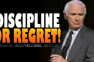 Jim Rohn - Consistent Self Discipline - Powerful Motivational Speech