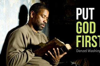 PUT GOD FIRST! ~ Denzel Washington | Epic Christian Inspirational & Motivational Speech (2019)