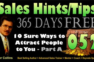 10 Sure Ways to Attract People to You - Part A (1)
