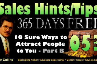 10 Sure Ways to Attract People to You - Part B (2)