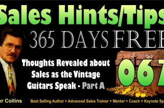 Thoughts Revealed About Sales as the Vintage Guitars Speak Part A