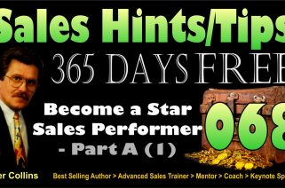 Become a Sales Star Performer Part A 1