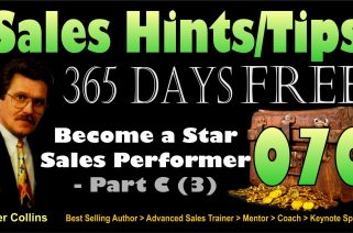 Become a Sales Star Performer Part C 3