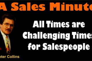 2 4 1 Sales Insights 001 All Times are Challenging Times to Salespeople