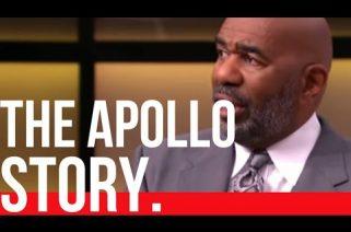 Steve Harvey - The Apollo Story - Motivational Speech