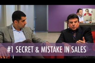 Tom Hopkins - #1 Secret and Mistake in Sales