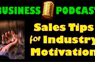 Sales Tips Industry Motivation