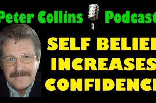 Self Belief Increases Confidence