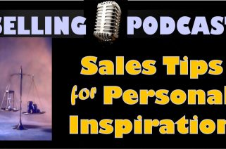 Sales Tips Personal Inspiration