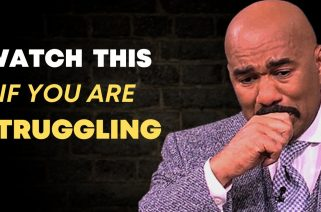 WATCH THIS IF YOU'RE STRUGGLING - Steve Harvey - Motivation