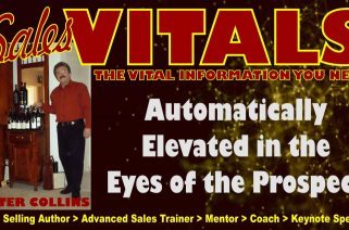 Sales Podcast 011 Automatically Elevated in the Eyes of the Prospect