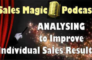 Sales Podcast 023 Analysing to Improve Individual Sales Results - Peter Collins