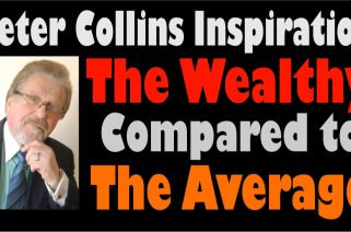 Sales Podcast 025 The Wealthy Compared to The Average - Peter Collins