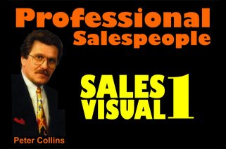 Sales Podcast 022 Sales Visual Podcast 1 - Peter Collins