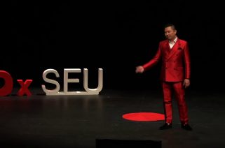 The Unstoppable Force - The Real Difference Between Success and Failure - Dan Lok - TEDxSFU