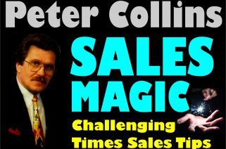 GETTING INTO SALES IS MORE THAN JUST A GREAT LIFE-STYLE